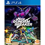 Vehicle Simulation PlayStation 4 Games price comparison New Gundam Breaker