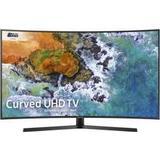Curved TVs price comparison Samsung UE55NU7500