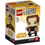 Building - Lego BrickHeadz Lego Brickheadz Han Solo 41608