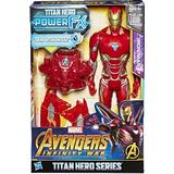 Iron Man Toys price comparison Hasbro Marvel Avengers Infinity War Titan Hero Power FX Iron Man E0606
