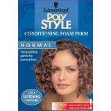 Perm Perm price comparison Schwarzkopf Poly Style Conditioning Foam Perm for Normal Hair