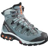 Hiking Shoes Salomon Quest 4D 3 GTX W - Lead/Stormy Weather/Bird Of Paradise