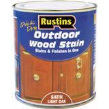 Glaze Paint price comparison Rustins Quick Dry Outdoor Woodstain Black 0.25L