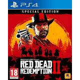 Sandbox RPG PlayStation 4 Games price comparison Red Dead Redemption II - Special Edition