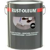 Red Paint Rust-Oleum 7100 Floor Paint Red 0.75L