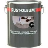 Red Paint Rust-Oleum 7100 Floor Paint Red 5L