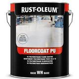 Red Paint Rust-Oleum 7200 Floor Paint Red 5L