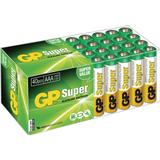 AAA (LR03) Batteries and Chargers price comparison GP Batteries AAA Super Alkaline Compatible 40-pack
