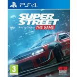Arcade Racing PlayStation 4 Games price comparison Super Street: The Game