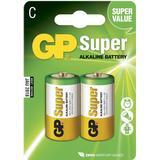 C (LR14) Batteries and Chargers price comparison GP Batteries C Super Alkaline Compatible 2-pack
