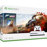 Xbox One Game Consoles Deals Microsoft Xbox One S 1TB - Forza Horizon 4