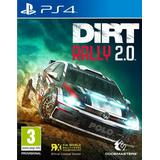 PlayStation 4 Games on sale price comparison DiRT Rally 2.0