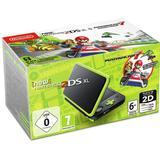 Nintendo 3DS Game Consoles Deals Nintendo New 2DS XL - Mario Kart 7
