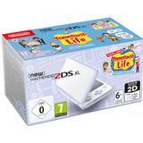 Nintendo 3DS Game Consoles Deals Nintendo New 2DS XL - Tomodachi Life
