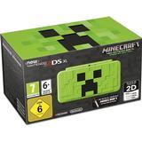 Nintendo 3DS Game Consoles Deals Nintendo New 2DS XL - Creeper Edition