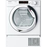 Front vented Tumble dryer - A+ Hoover HTDBW H7A1TCE-80 White