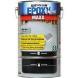 Red Paint Rust-Oleum EpoxyShield Maxx Floor Paint Red 5L