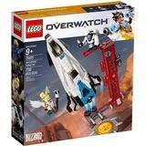 Lego Overwatch Lego Overwatch price comparison Lego Overwatch Watchpoint: Gibraltar 75975