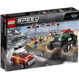 Lego Speed Champions Lego Speed Champions price comparison Lego Speed Champions Mini 1967 Montecarlo & 2018 Dakar 75894