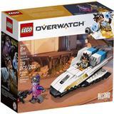 Lego Overwatch Lego Overwatch price comparison Lego Overwatch Tracer vs. Widowmaker 75970