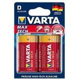 D (LR20) Batteries and Chargers price comparison Varta D Max Tech 2-pack