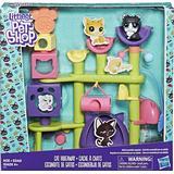 Littlest Pet Shop Toys price comparison Hasbro Littlest Pet Shop Cat Hideaway