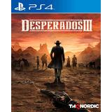 Real-Time Strategy (RTS) PlayStation 4 Games price comparison Desperados 3