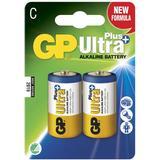 C (LR14) Batteries and Chargers price comparison GP Batteries Ultra Plus Alkaline C Compatible 2-pack