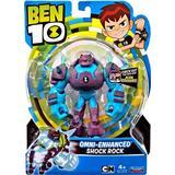 Ben 10 Toys price comparison Playmates Toys Ben 10 Omni Enhanced Shock Rock