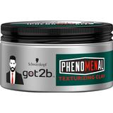 Hair Wax Schwarzkopf Got2b Phenomenal Texturizing Clay 100ml