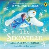 The snowman Books The Snowman (Audiobook CD, 2018)