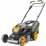 Battery Powered Mower Battery Powered Mower price comparison McCulloch Li58-52 M46 Battery Powered Mower