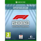 Xbox One Games price comparison F1 2019 Anniversary Edition