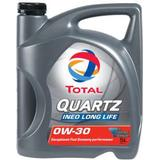 Car Accessories on sale price comparison Total Quartz Ineo Longlife 0W-30 5L Motor Oil