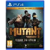 PlayStation 4 Games price comparison Mutant Year Zero: Road to Eden - Deluxe Edition