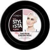 Hair Wax L'Oreal Paris Stylista the Pixie Cream Wax 75ml