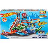 Play Set Play Set price comparison Mattel Hot Wheels City Ultimate Gator Car Wash