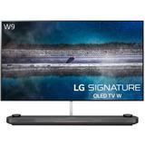 120 TVs price comparison LG OLED77W9
