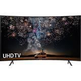Curved TVs price comparison Samsung UE55RU7300