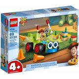 Lego Toy Story Lego Toy Story price comparison Lego Disney Pixar Toy Story 4 Woody & RC 10766