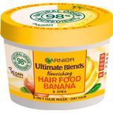 Hair Mask Garnier Ultimate Blends Hair Food Banana 3-in-1 Dry Hair Mask Treatment 390ml