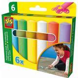 Sidewalk Chalk Sidewalk Chalk price comparison SES Creative Playground Chalks 6 Pack 02206