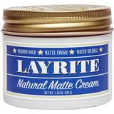 Pomade Layrite Natural Matte Cream 120g