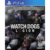 Fighting PlayStation 4 Games price comparison Watch Dogs: Legion - Ultimate Edition
