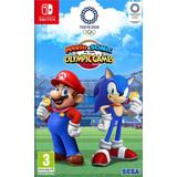 Mario Nintendo Switch Games Mario & Sonic at the Olympic Games: Tokyo 2020
