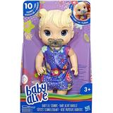 Talking Dolls Talking Dolls price comparison Hasbro Baby Alive Baby Lil Sounds Interactive Baby Doll E3690