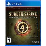 Real-Time Strategy (RTS) PlayStation 4 Games price comparison Sudden Strike 4: Complete Collection