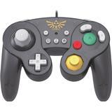 Game Controllers price comparison Hori Zelda Battle Pad (Nintendo Switch) - Black
