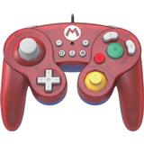 Game Controllers price comparison Hori Mario Battle Pad (Nintendo Switch) - Red/Blue