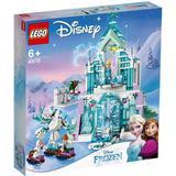 Lego price comparison Lego Disney Elsa's Magical Ice Palace 43172
